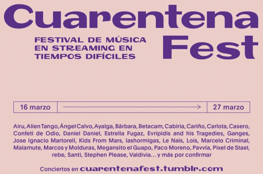 cuarentenafest